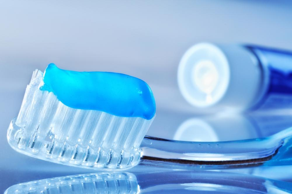 toothbrush and tooth paste | dentist flowery branch ga
