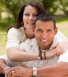 young couple | dentist in flowery branch, ga
