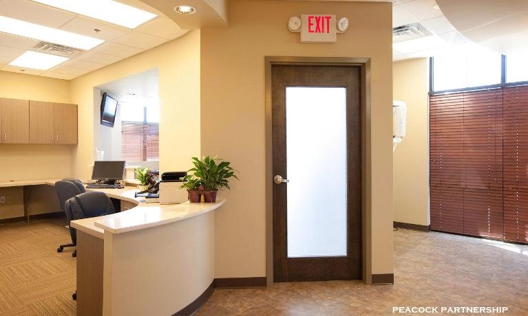 front desk at Royal Lakes Family and Cosmetic Dentistry